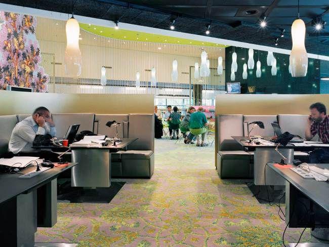 google amsterdam office. Interpolis Collaboration Office - Google Search Amsterdam T