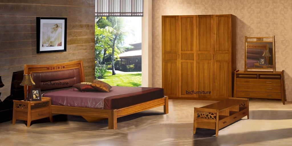 Teak Wood Bedroom Furniture Luxury Bedrooms Interior Design Check More At Http Tha Wooden Bedroom Furniture Sets Bedroom Furniture Design Wood Bedroom Sets