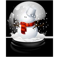Christmas Graphics For The Holiday Season Design Swan Christmas Snow Globes Snow Globes Christmas Snow