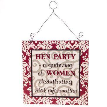 Hen Party Sign Http Erbarrel