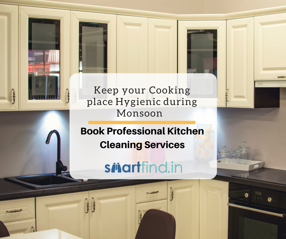 Keep your Cooking place Hygienic during Monsoon Book ...