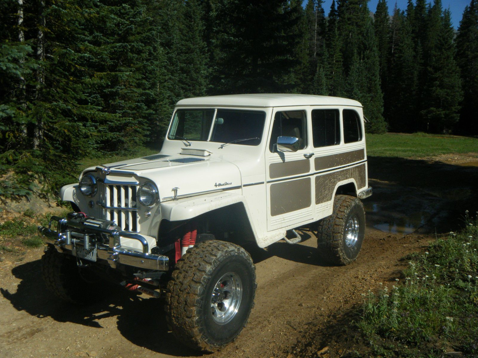 Willys wagon 4x4