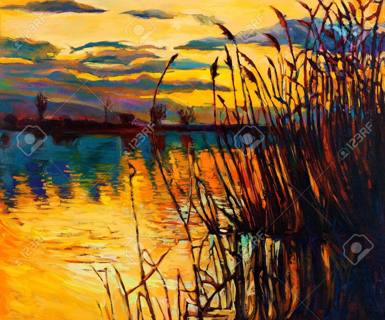 impressionism art landscape - photo #11