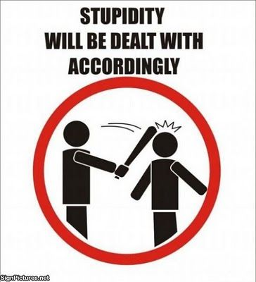 You've been warned....