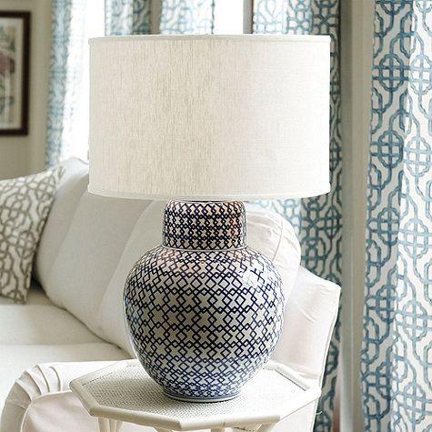 Lenoir Table Lamp | Ballard Designs