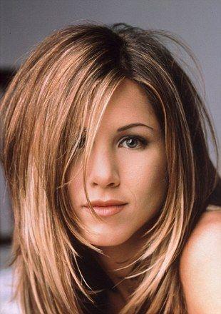 A history of Jennifer Aniston's hair