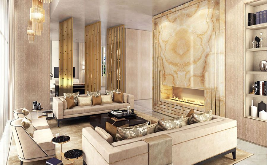 Trends Forecast For Fall Winter 2018 Luxury Interior Design