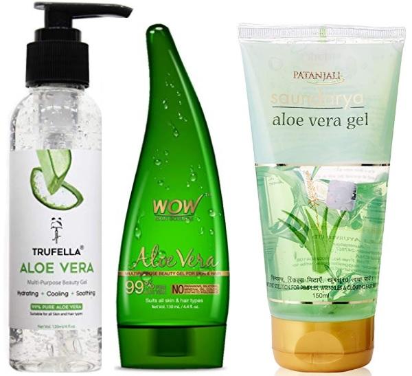 Top 10 Best Aloe Vera Gel Brands In India 2020 Reviews Buyer S Guide In 2020 Aloe Vera Gel Aloe Vera Gel Skin Aloe Gel
