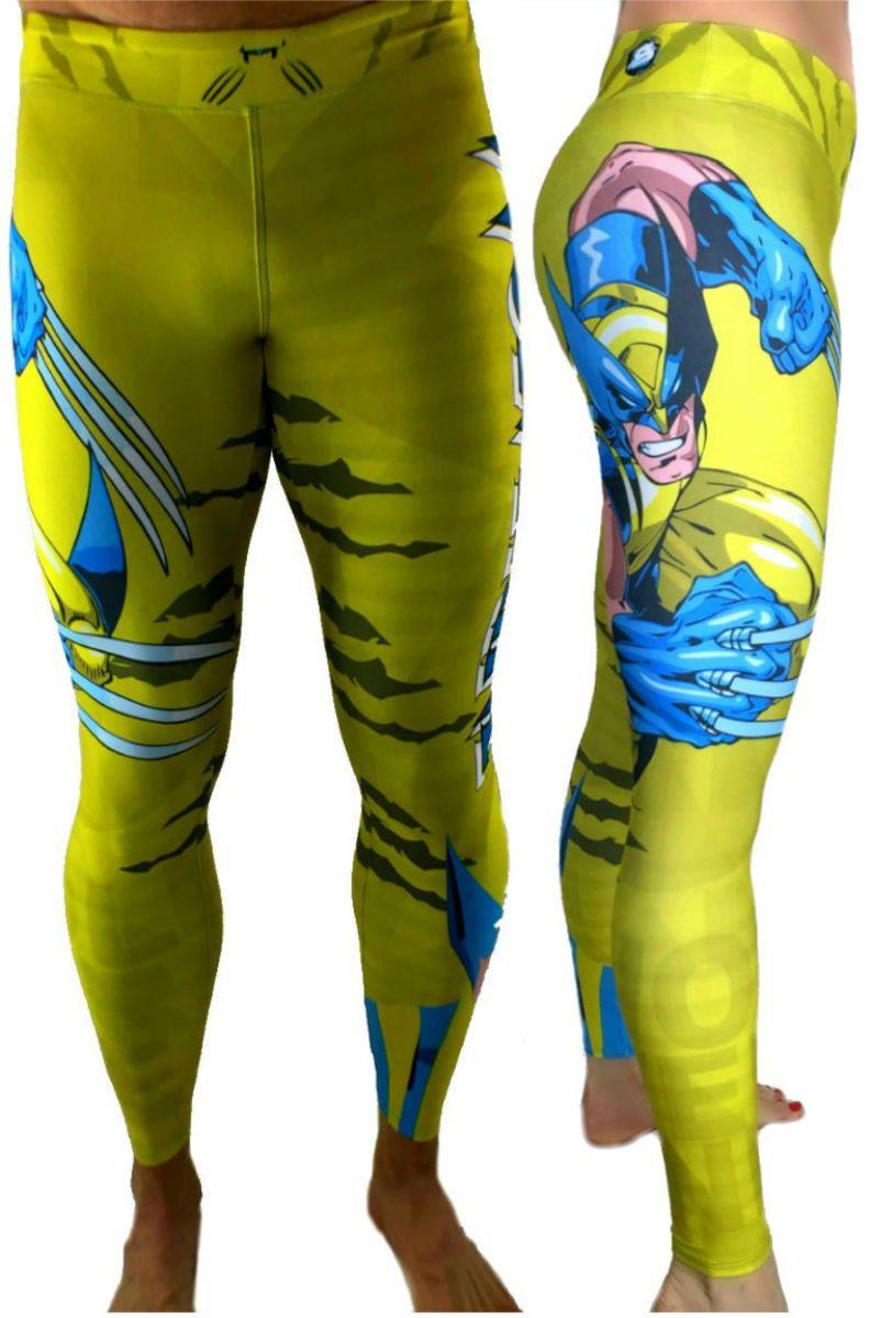 9bc7369e66 S2 Activewear - UNISEX Classic Wolverine Leggings - Roni Taylor Fit - 1