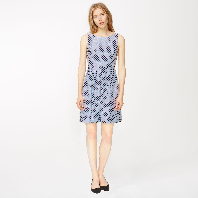 Tupfenkleid - Polka Dots - INSPIRATION  Bekleidungsstile