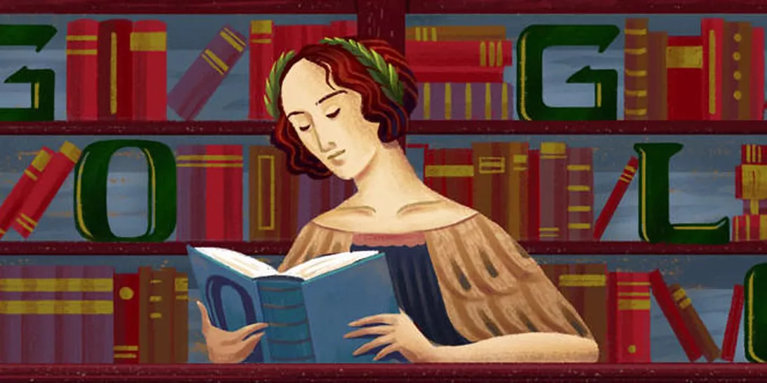 Google Doodle honors Elena Cornaro Piscopia, first woman