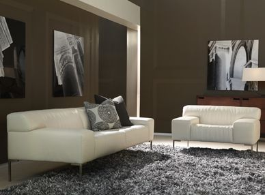 Tuscany Sofa Leather Or Fabric Many Sizes Available American