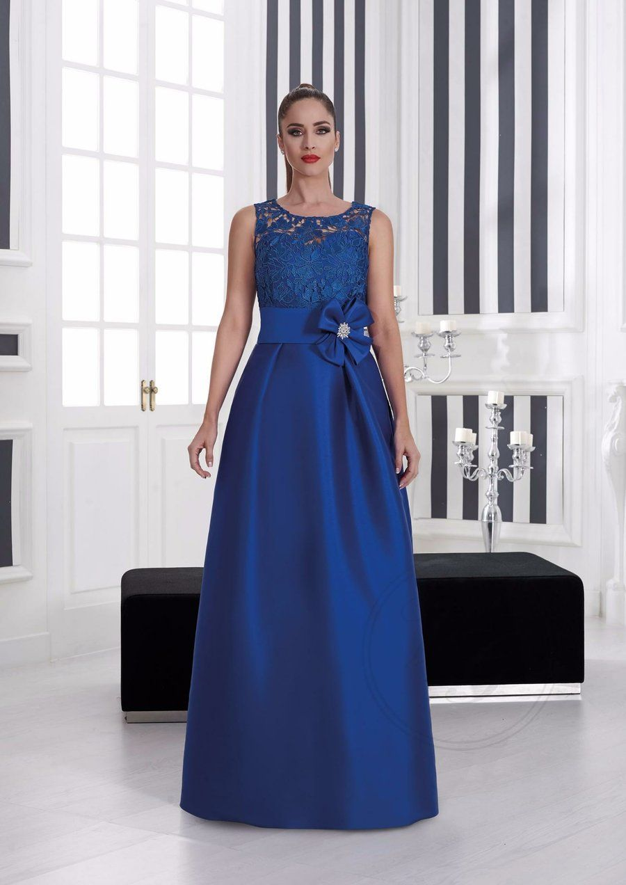 Vestidos de gala para mujeres maduras