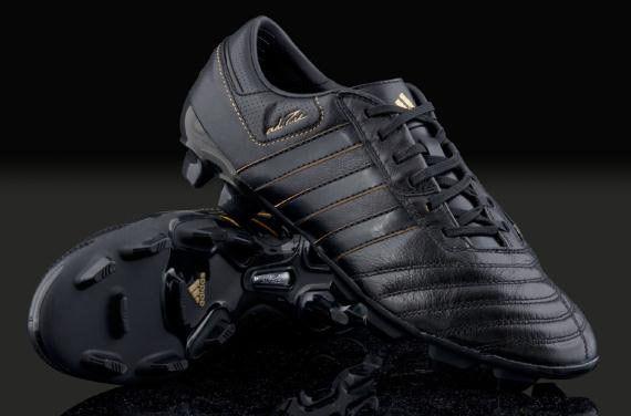 Adidas Adipure Blk Iii Trx Fg Stivali Blk Adipure / Blk / Metallico Oro Pinterest 584441
