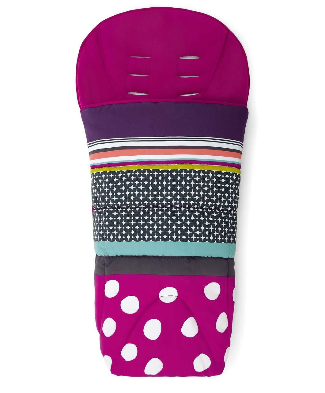 All Seasons Plus Foot - Carousel Pink - Foots & Liners ...