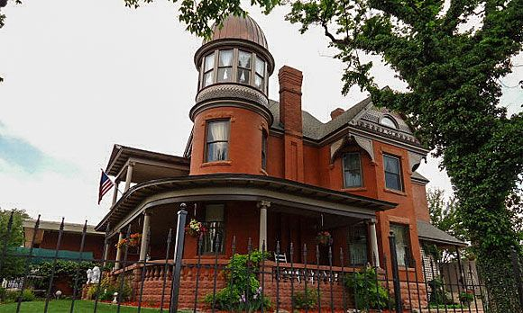 Awe Inspiring 5 Historic Homes For Sale Pueblo Colo C Realtor Com Beutiful Home Inspiration Truamahrainfo