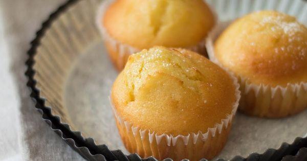 CUCINA GHIOTTA: I muffins più buoni del mondo: con yogurt e scorza di limone | Cupcakes & Muffin | Pinterest | Yogurt, Muffins and Cucina