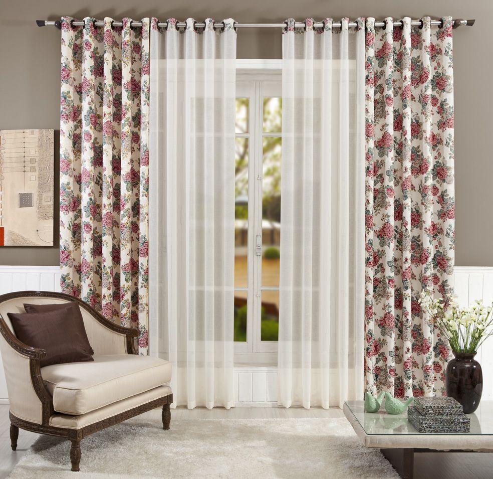 Las cortinas m s que accesorios para tus ventanas es una - Formas de cortinas ...