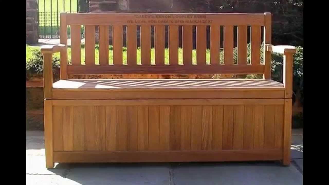 Pleasing Bunnings Outdoor Storage Bench Seat