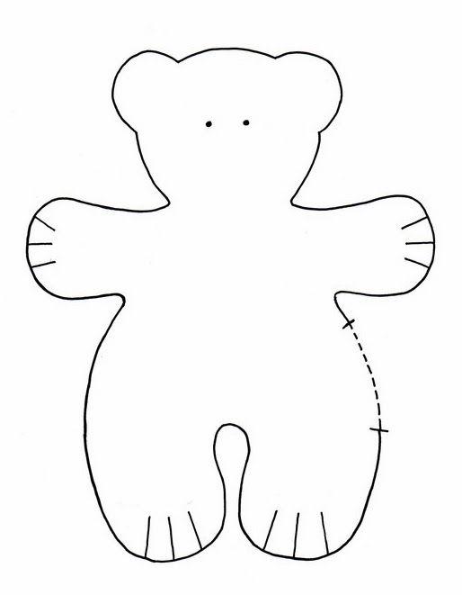 ursinho+Tilda.jpg (514×661)