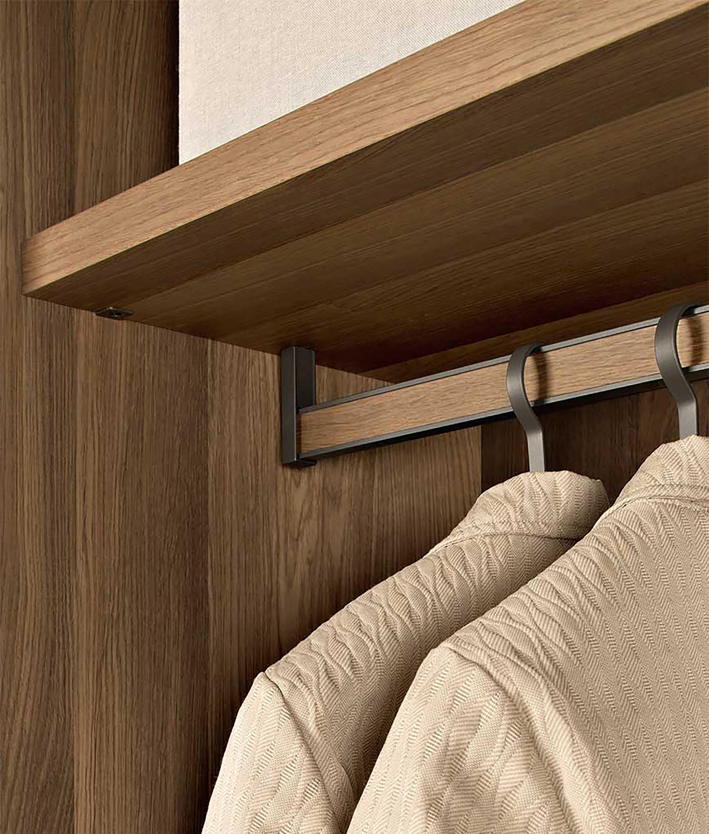 Fittings Classic Clothing Hanging Rod By Former Architonic Wardrobe Furniture Wooden Closet Bedroom Design