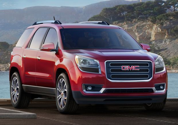 2016 Gmc Acadia Review And Interior Gmc Suv Crossover Suv Best New Cars