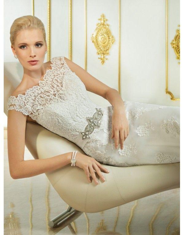 vestido de novia BELEN - Colección 2015