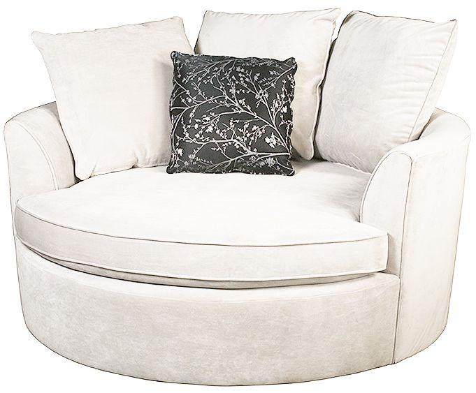 Urban Barn nest chair in white | Around the House ...