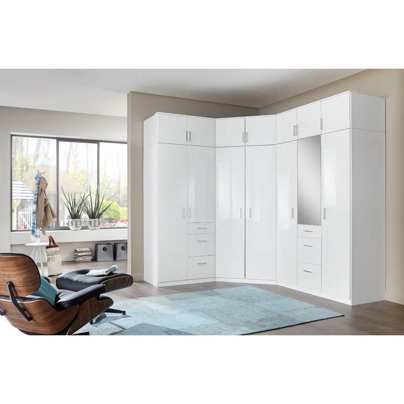 Eckschrank Clack Wardrobe Doors Closet Bedroom