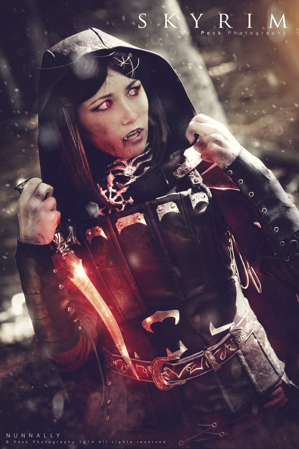 Serana from Skyrim by DragonForge on Cosplay-it | You like it ...
