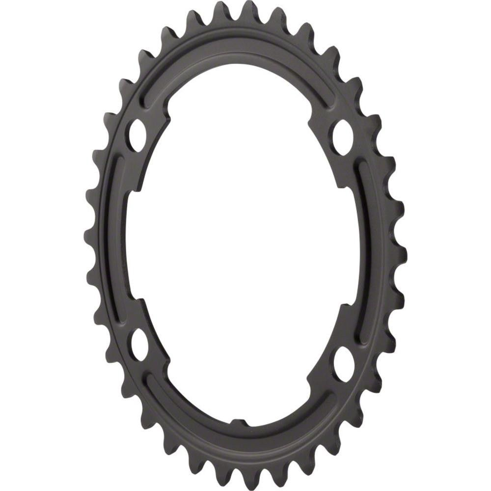 Shimano 105 5800-L 34t 110mm 11-Speed Chainring For 50//34t Black