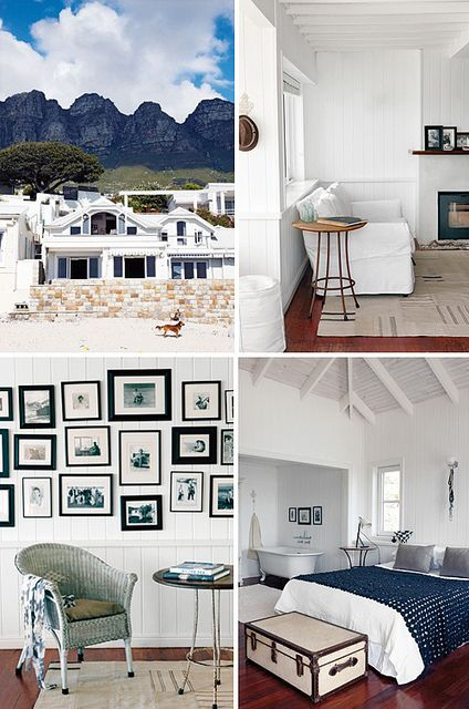 A Beach Bungalow In Cape Town South Africa By The Style Files