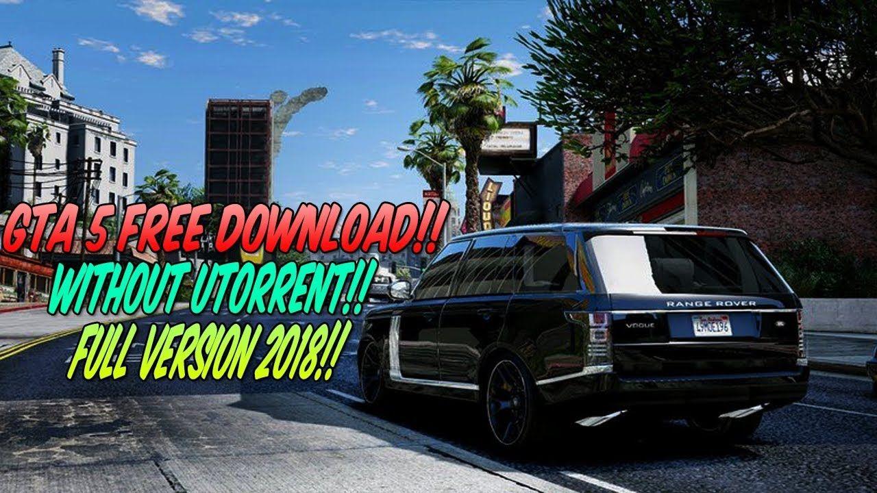 download gta 5 for pc utorrent
