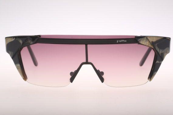 Papippon M50 Vintage sunglasses NOS Rare 80s by CarettaVintage,  125.00 e81635bbcb5b