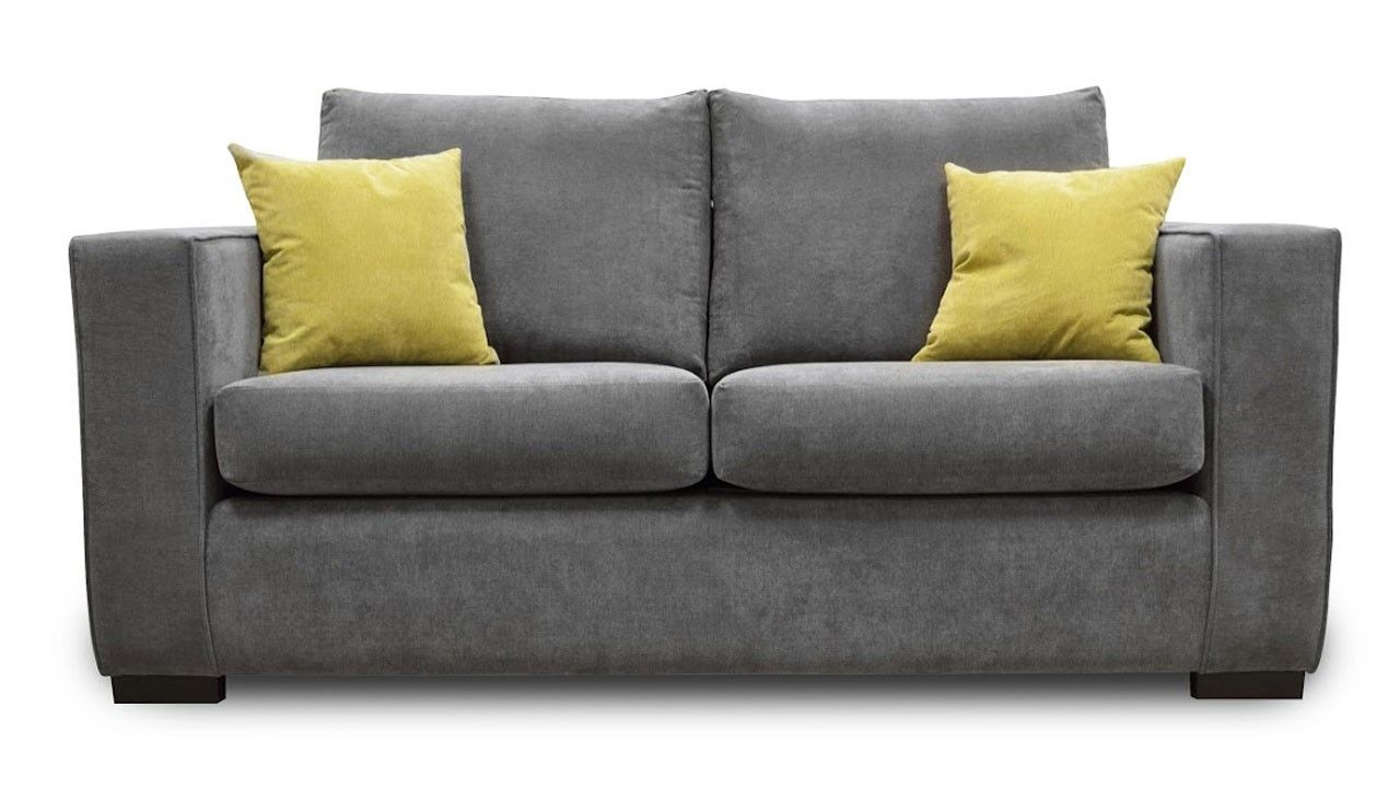 3 Seater Sofa From The Sofa Factory New York Range | AHF Furniture