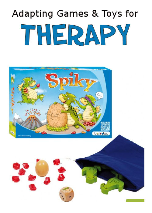 Spiky Therapy Games Occupational Therapy Activities Pediatric Therapy