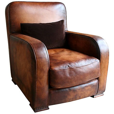 Tetrad Totnes Leather Armchair Leather Armchair Armchair