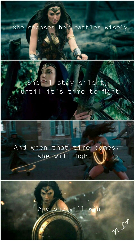 Wonder Power Courage Wonder Woman Quotes Wonder Woman Movie Gal Gadot Wonder Woman