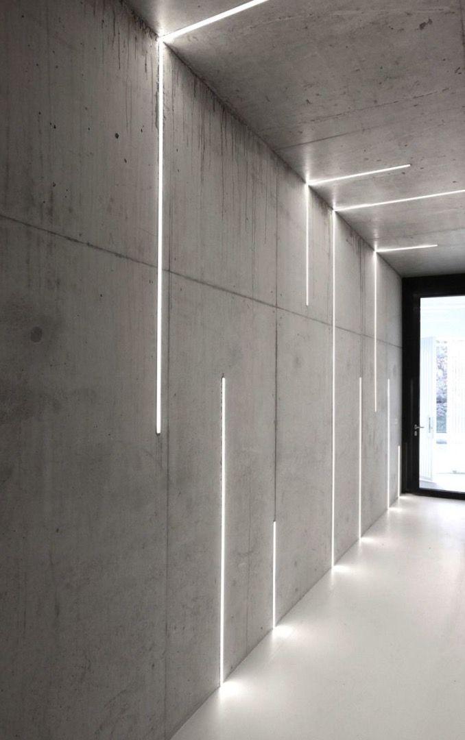 pingl par federico restrepo sur concreto pinterest design de plafond mur beton et plafond. Black Bedroom Furniture Sets. Home Design Ideas