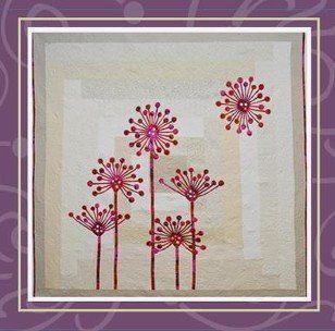 My Dandelion Wish Quilt Kit **Last One!** #applique #australia #basic-piecing…