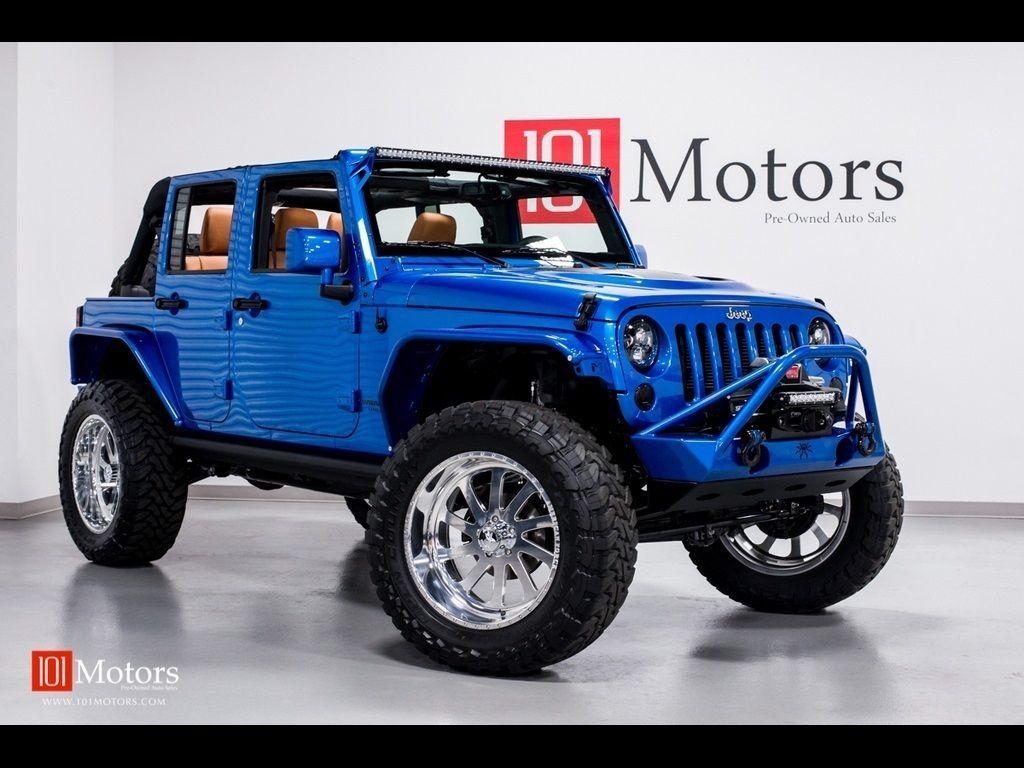 Hydro Blue Pearl / Custom Mojave Leather Metalcloak 3.5