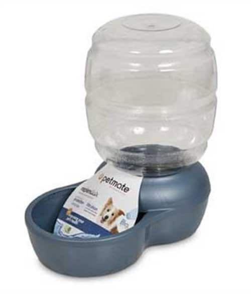 Petmate Food Dispenser Petmate Replendish Gravity Waterer W Microban  Moggie Day Care