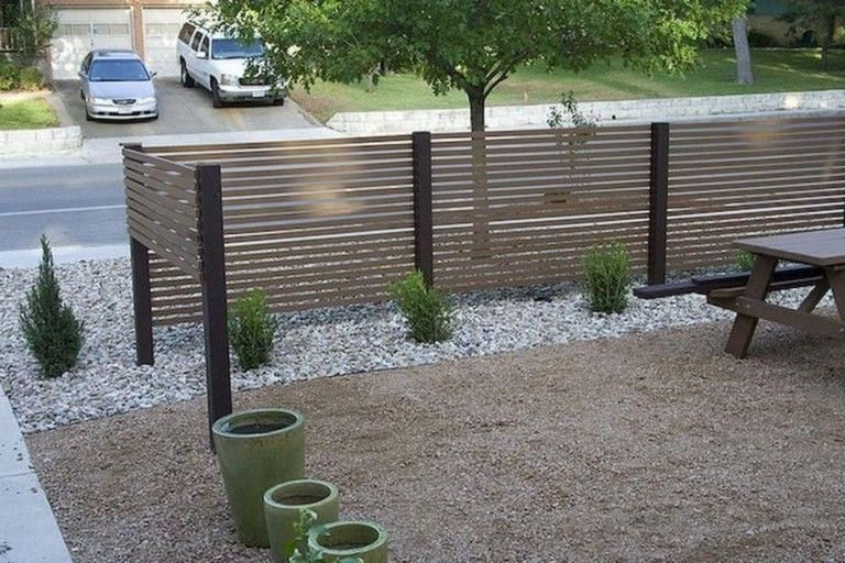 45 Admirable Front Yard Fence Remodel Ideas Front Yard Fence Front Yard Lattice Garden