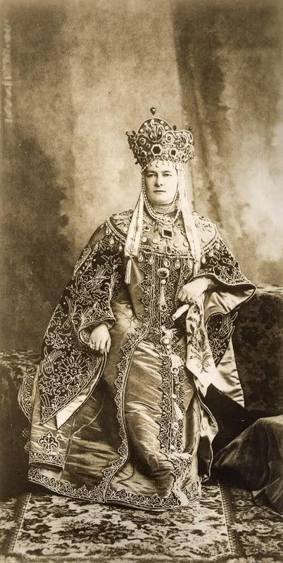 Grand Duchess Maria Pavlovna, wife of Grand Duke Vladimir