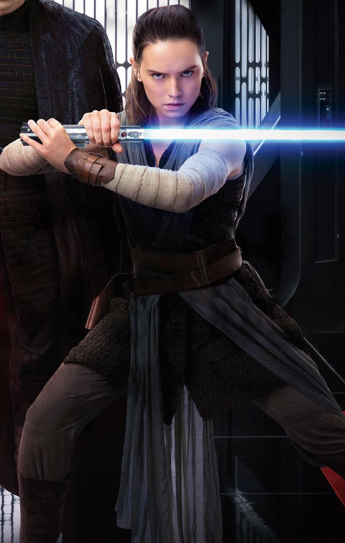 Rey Lightsaber Pose Rey Starwars Thelastjedi Rey Lightsaber Poses Star Wars Light Saber