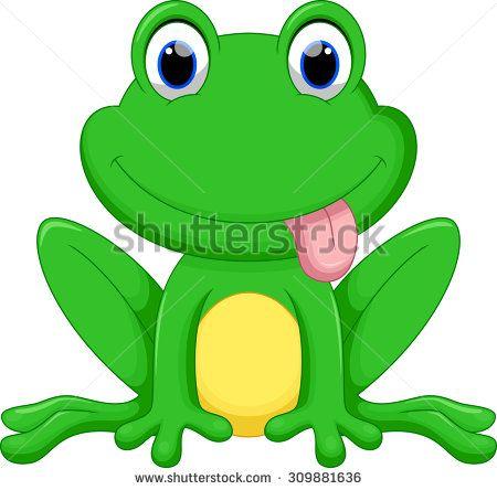bullfrog stock vectors vector clip art shutterstock denenecek rh pinterest ca bullfrog clipart bullfrog clipart