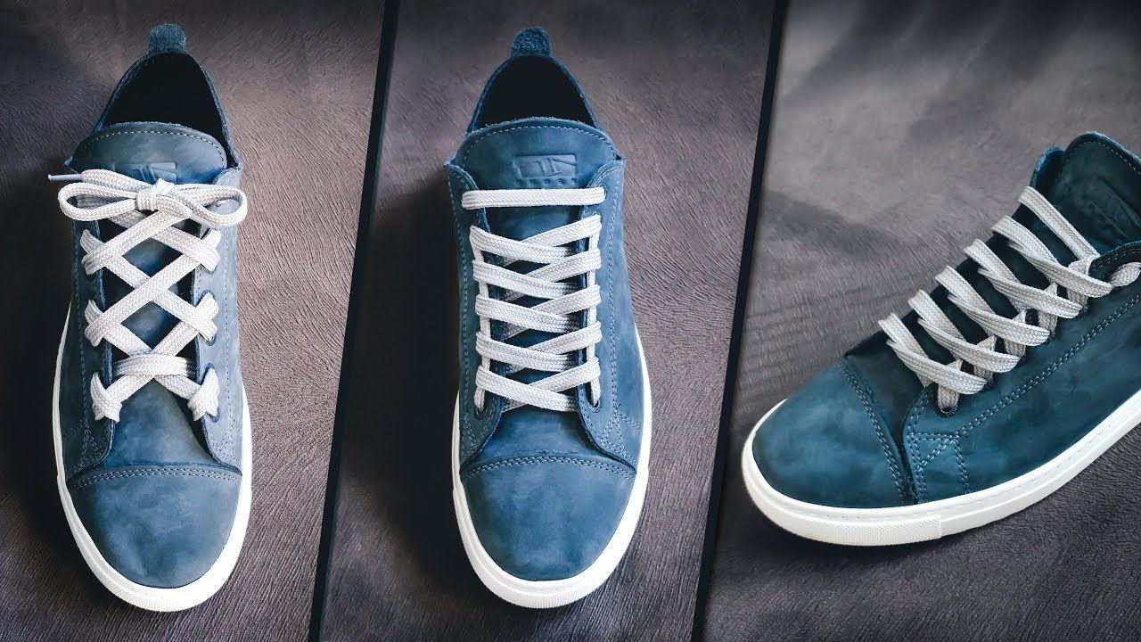 Creative ShoeLace tutorial   Shoe laces