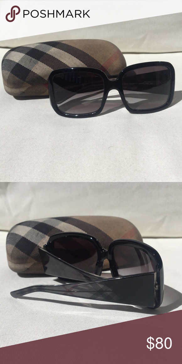 ff17076844e Glasses have slight markings on the lenses. Frame is still sturdy and in  great condition. Burberry Accessories Sunglasses