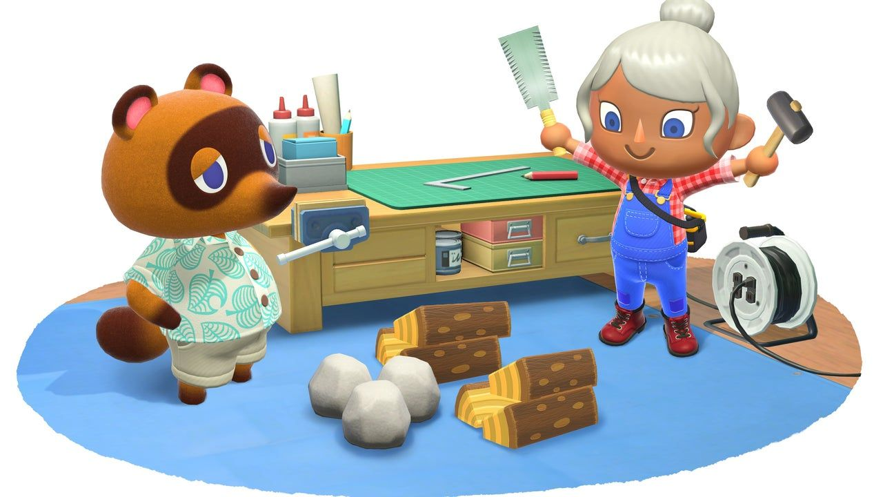 Nintendo Reveals New Animal Crossing New Horizons Photos In 2020
