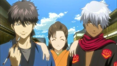 1 Favorite Gintama Arc 4 Devas Arc Old Warrior Anime Boy Anime
